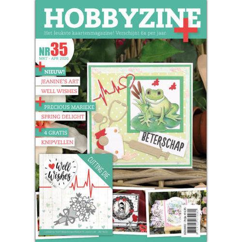 Hobbyzine Plus HZ02002 - Hobbyzine Plus 35