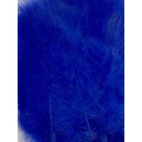 12228-2804 - Marabou Feathers,Cobalt blue,15pcs