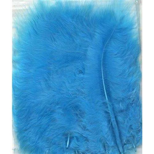 12228-2809 - Marabou Feathers,Turqoise,15pcs