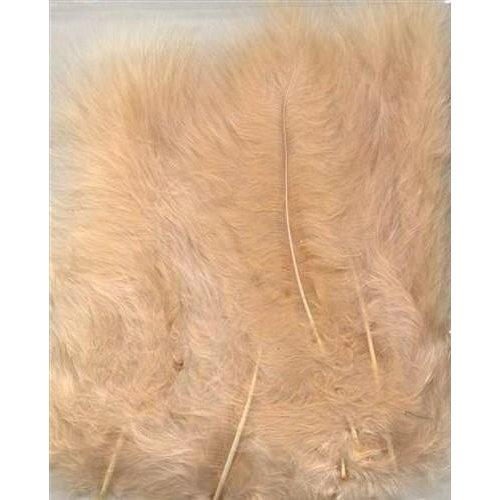 12228-2815 - Marabou Feathers,Beige,15pcs