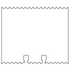 472750505 - Memory Rolodex Card white cartel 21 pcs
