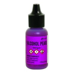 TAN65104 - Ranger Alcohol Ink Pearl 15 ml - Intrigue 104 Tim Holtz