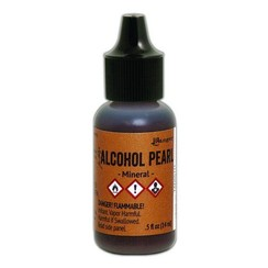 TAN65111 - Ranger Alcohol Ink Pearl 15 ml - Mineral 111 Tim Holtz