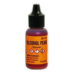 TAN65135 - Ranger Alcohol Ink Pearl 15 ml - Splendor 135 Tim Holtz