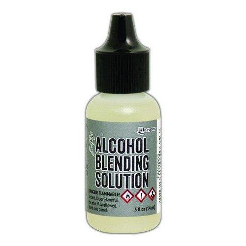 TIM50353 - Ranger Alcohol Blending Solution 15 ml 353 Tim Holtz