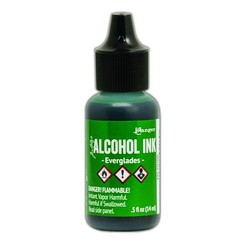 TAL70160 - Ranger Alcohol Ink Ink 15 ml - everglades 160 Tim Holtz