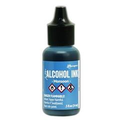 TAL70214 - Ranger Alcohol Ink Ink 15 ml - monsoon 214 Tim Holtz