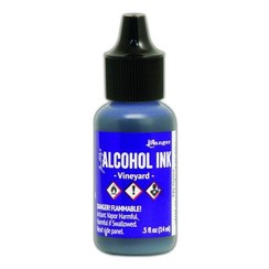 TAL70252 - Ranger Alcohol Ink Ink 15 ml - vineyard 252 Tim Holtz
