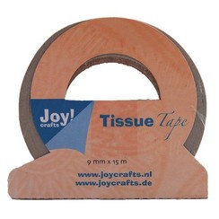 6500/0103 - Joy! Crafts Tissuetape 9mm 0103 15mtr