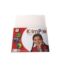 COLKPFR4 - Collall Krimpie  - Magic Plastic  frosted  4 VL 1 PK FR4