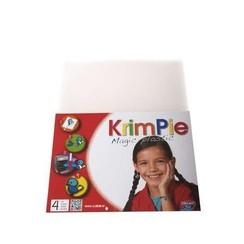 COLKPTR4 - Collall Krimpie  - Magic Plastic  transparant 4 VL 1 PK TR4