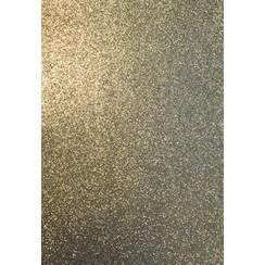 12315-1532 - 5pcs Glitter Foam Sheets Gold, 2mm, 22x30cm