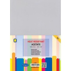3.1035 - Heat Resistant Acetate 20 x A5