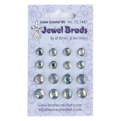 72.1451 - Jewel brads chrystal