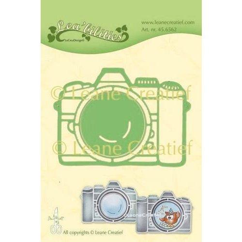 Leane Creatief 45.6562 - Lea'bilitie® Camera snij en embossing mal