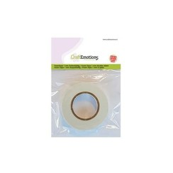 3.3010 - CraftEmotions Foam tape 1 mm dubbelzijdig 2 MT  1 RL 0