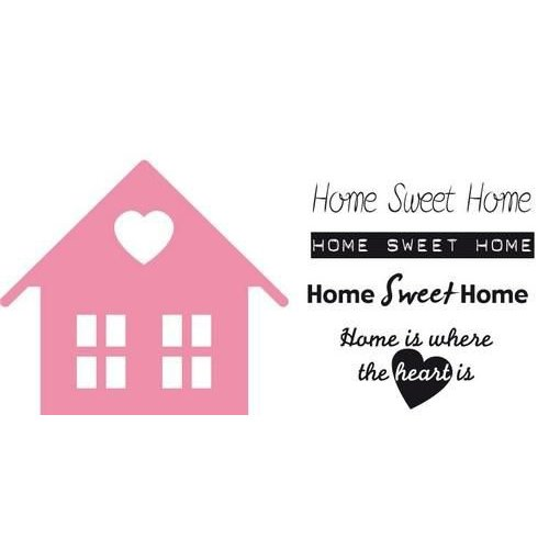 Marianne Design COL1333 - Collectables Home sweet home 33