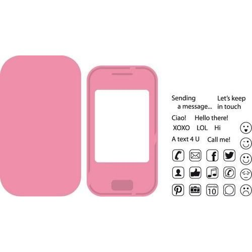 Marianne Design COL1359 - Collectables Smartphone 59