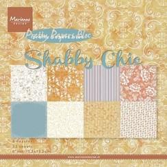 PK9121 - Paper pad Shabby chic 1