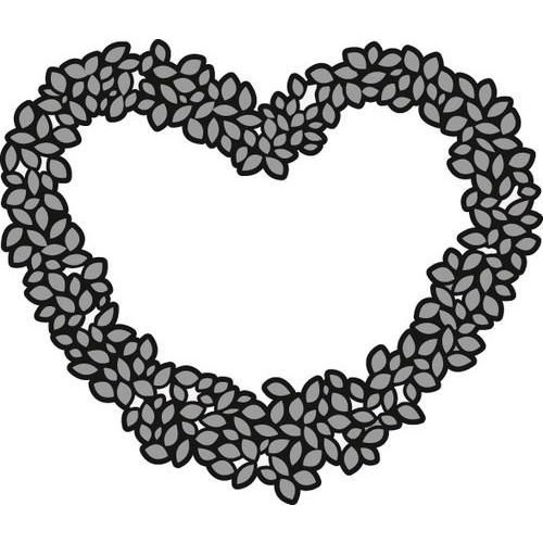 Marianne Design CR1302 - Marianne Design Craftable Topiary Heart