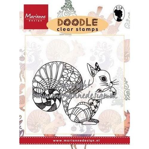 Marianne Design EWS2214 - Stempel Squirrel 14