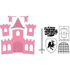 COL1404 - Collectable Castle 04