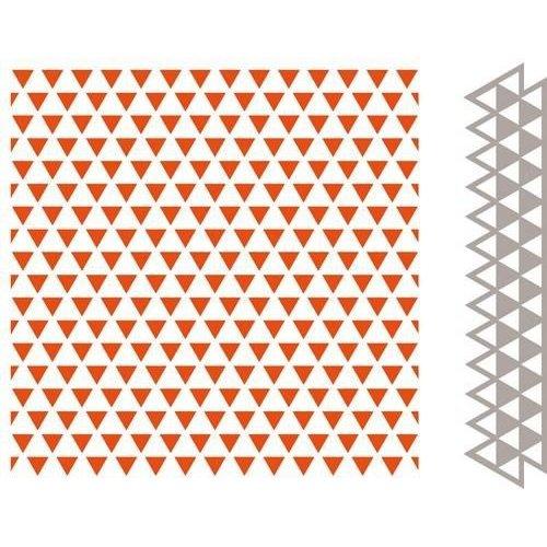 Marianne Design DF3428 - Embossing folder & Die - Driehoeken 8