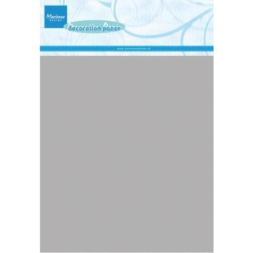 Marianne Design CA3127 - Metallic Paper - Silver