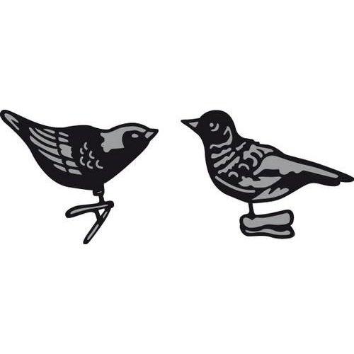 Marianne Design CR1380 - Marianne Design Craftable Tiny's ornaments birds