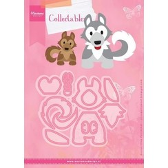 COL1414 - Collectable Eline's Husky 14
