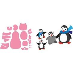 COL1416 - Collectable Eline's Penguin 16  15x21 cm