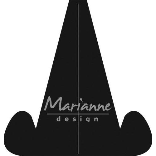 Marianne Design CR1408 - Craftable Kaarten standaard 8 12,0x16,5 cm