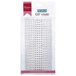 CA3133 - Decoration Pearls - creme 3  10,0x21,0cm