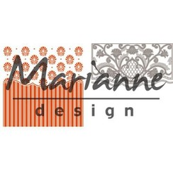 DF3443 - Design Folder de Luxe - Anja's ornamental border