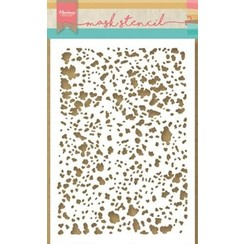 PS8005 - Mask stencils Tiny's speckles 5