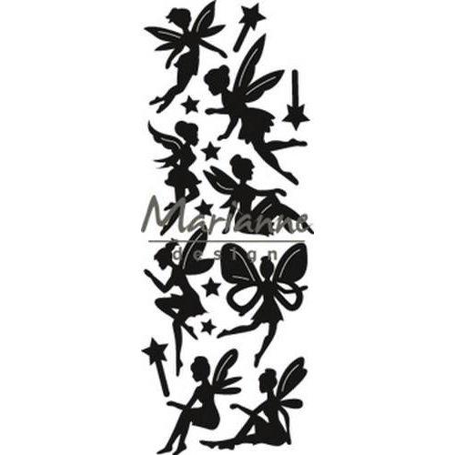Marianne Design CR1455 - Marianne Design Craftable Punch die Fairy