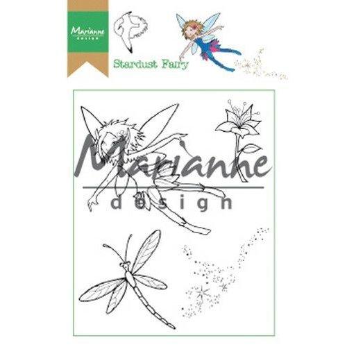 Marianne Design HT1644 - Clear Stamp Hetty's Stardust Fairy