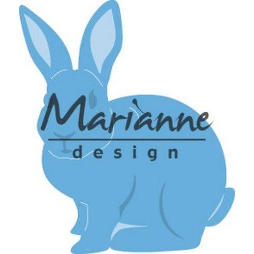 Marianne Design LR0589 - Marianne Design Creatable Bunny