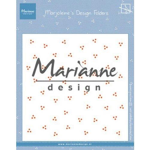 Marianne Design DF3455 - Design Folder Marjoleine's dots