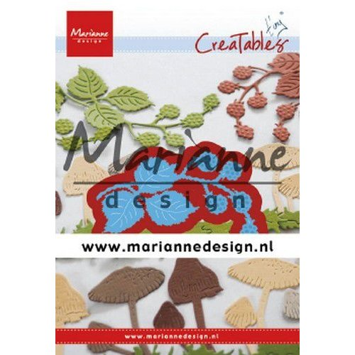 Marianne Design LR0622 - Marianne Design Creatable Tiny's Blackberries