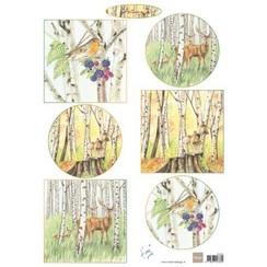 IT612 - Knipvel A4 Tiny's Autumn
