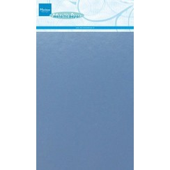 CA3141 - Metallic paper - Light Blue