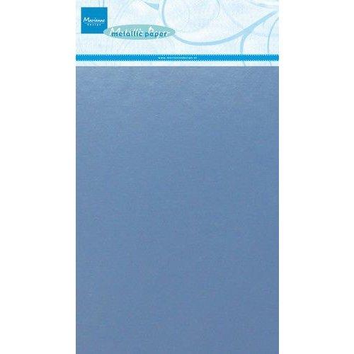 Marianne Design CA3141 - Metallic paper - Light Blue
