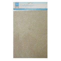 CA3144 - Soft Glitter paper - Platinum
