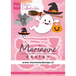 COL1473 - Marianne Design Collectable Eline's Halloween