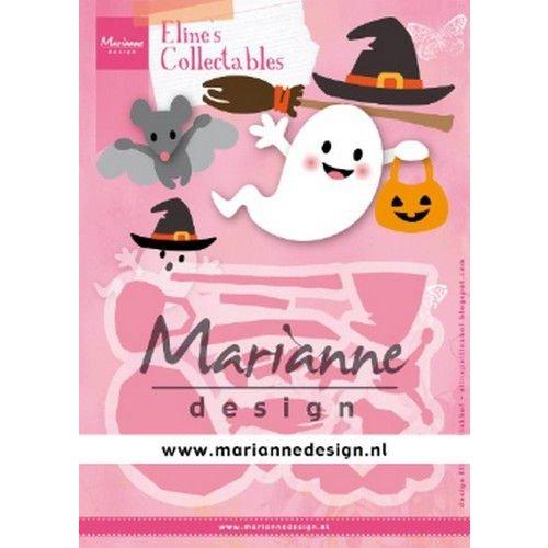 Marianne Design COL1473 - Marianne Design Collectable Eline's Halloween