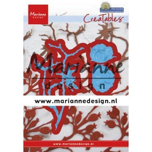 Marianne Design LR0629 - Marianne Design Creatable Petra's Cotton