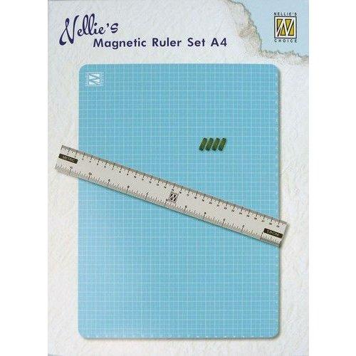 Marianne Design MAGM001 - Magnetic Ruler set
