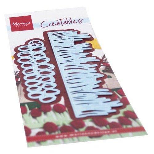 Marianne Design LR0653 - Creatable - Tulip border