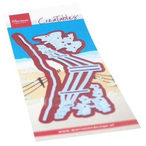 Marianne Design LR0663 - Creatable Sandy path